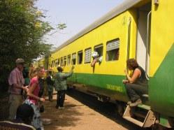 Train Bamako-Kayes